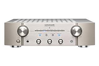Amplificatore stereo con ingressi analogici e digitali 2 x 60 Watt Ingressi digitali USB-B, ottico e coassiale, supporta fino a 192kHz/24bit, DSD2.8 and DSD5.6 Ingresso Phono MM Constant Current Feedback Tecnologia Marantz di amplificazione Current F...