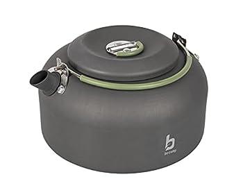 Bo-Camp - Bouilloire - Anodisé dur - Outdoor - 1,4 litre