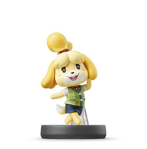 Nintendo amiibo Super Smash Bros Series Figure Isabelle Canela Shizue Animal Crossing (Importación Japonesa)