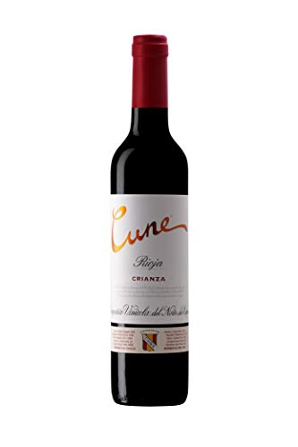 Cune Crianza - 500 ml - Pack de 6 botellas - 3000 ml