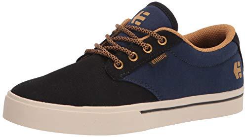 Etnies Jameson 2 Eco, Zapatos de Skate Hombre, Negro, Azul, 44 EU