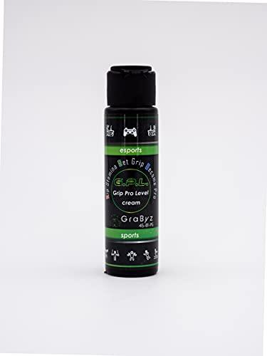 G.P.L. Grip Pro Level Cream - Crema Antitraspirante mani, presa sicura