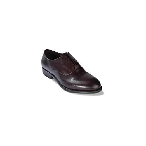 Melluso U55310 - Uomo - Walkmocassino, Pc.Oily Crust D.Brown, 44