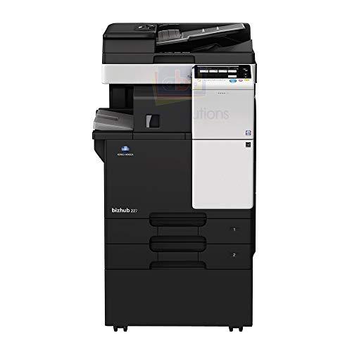 Buy Discount Konica Minolta Bizhub 287 A3 Monochrome Laser Multifunction Copier - 28ppm, Copy, Print...