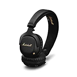e18b16b6344 Marshall Mid ANC Active Noise Cancelling On-Ear Wireless Bluetooth  Headphone Review 2019