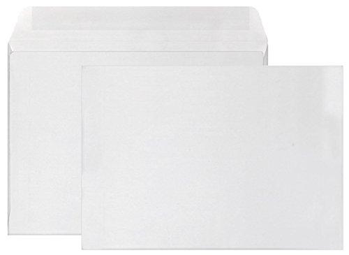 PrintMaster 24# 22,9 x 30,5 cm Booklet Briefumschläge White Wove (250 Stück)