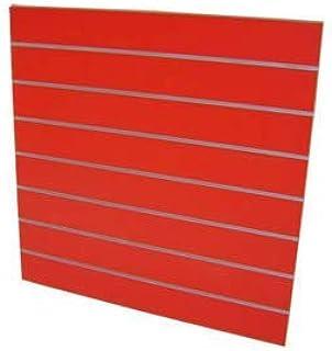 arredoterminal one Kit de 2 panneaux Dogati 120 x 120 cm, pas 15 cm, avec inserts en aluminium pour armoire, armoire, maga...