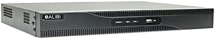 New color Alibi 3300 Series 8-Channel Today's only Network Hard Recorder 1TB with Video