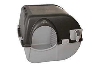 Omega Paw Roll'n Clean - Bac à litière autonettoyant pour chats de plus de 6kg