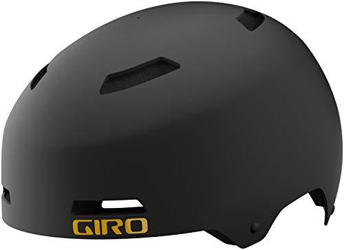 Giro Nine Fahrradhelm, Matte warm Black, L (59-63cm)