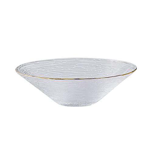 Vidrio de mezcla de vidrio para el almacenamiento, mezcla, lavavajillas, refrigerador y horno, fácil de limpiar. #120ml
