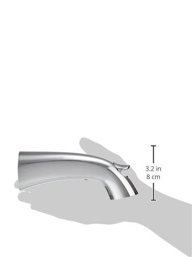 Kohler K45131CP Alteo 6-1/2-Inch Bath Spout, Polished Chrome