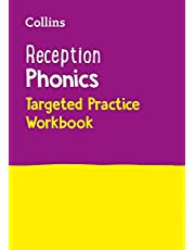 Collins Reception Phonics Targeted Practice Workbook: Covers Letter and Sound Phrases 1 - 4 (Collins Early Years Practice)