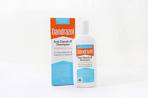 Dandrazol Anti-Dandruff Shampoo 100ml