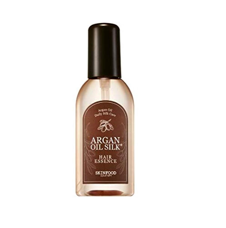 香水キャメルパイントSkinfood アルガンオイルシルクプラスヘアエッセンス/Argan Oil Silk Plus Hair Essence 100ml [並行輸入品]