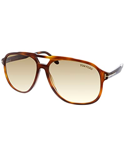 Tom Ford Sonnenbrillen Raoul (FT-0753-S 53F) havana-honig - braunfarben verlaufend