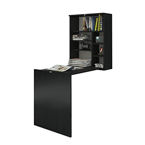 Selsey Table, ABS, Noir, 60 x 71 x 75 cm