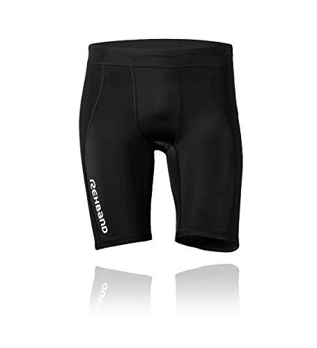 Rehband Qd Thermal Zone Short Thermique pour Homme XL Noir