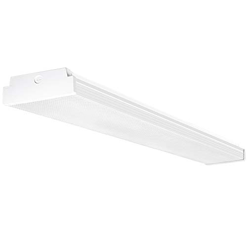 Hykolity 4FT LED Wraparound Light 40W 4 Foot LED Shop Lights...