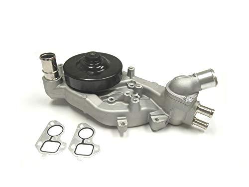 OAW G2150 Water Pump for 11-17 Chevrolet Caprice 6.0L, 09-15 Cadillac CTS, 2009 Pontiac G8, 12-15 Camaro ZL1 & 09-13 Corvette LSA LS7 6.2L 7.0L