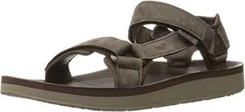 Teva Original Universal Premier Leather Sandalia Ias para Caminar