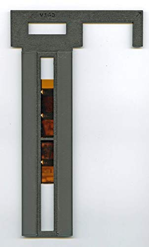 Great Deal! 110 Film Holder Compatible with V100/200/300/330/370 Film scanners