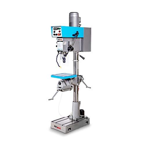 JET/Promac 930VLB - Taladradora de columna (400 V, 1,5 kW)