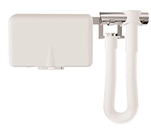 ecodryer Soft 3 en 1: secador de manos, secador y seca coprs profesional Compact horizontal blanco. Plus de papel. Plus higiénico y ECONOMIQUE. Réduisez votre huella Carbonne.