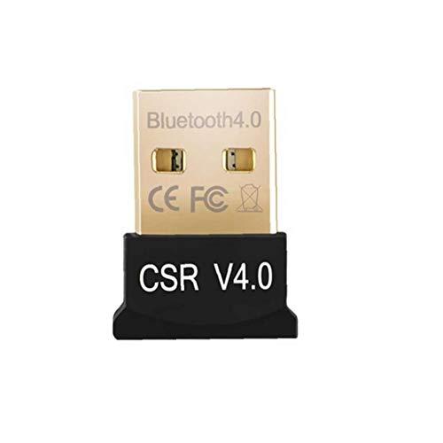 Adaptador Bluetooth Inalámbrica Bluetooth Transmisor Receptor Usb Para Windows 10/8/7 / Vista/Xp, Para Interiores Y Exteriores