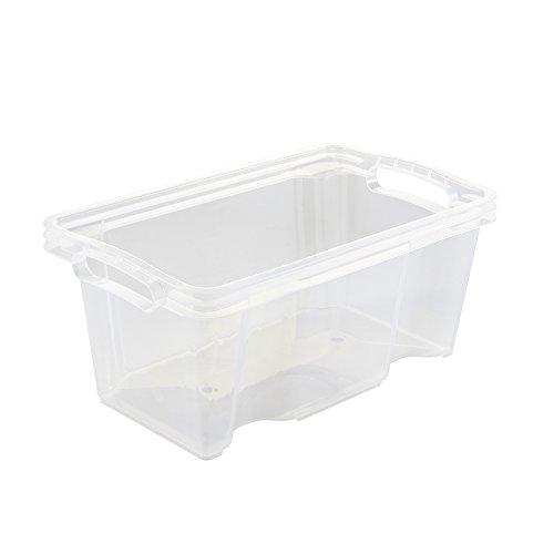 keeeper Franz Aufbewahrungsbox mit Dreh-Stapelsystem - 35 x 21 x 15 cm