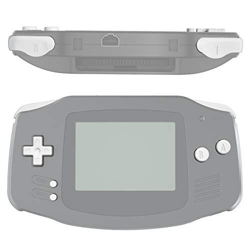 eXtremeRate Botones Completos para Gameboy Advance GBA Accesorios Teclas de Repuesto Botón de GBA Botones para Gameboy Advance-No Incluye Consola Control(Blanco)