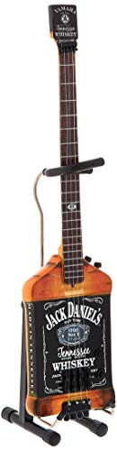 Axe Heaven Electric Jack Daniels Miniature Bass Replica