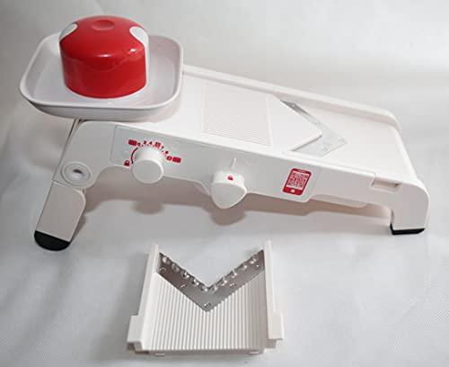 1. Tupperware mando chef – Mandolina con multi rallador de acero inoxidable