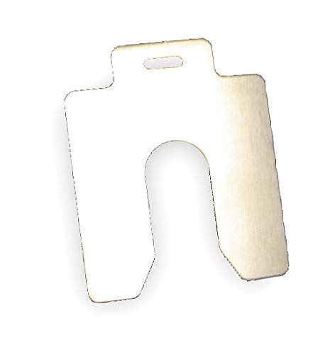 Maudlin Products MSA005-20 Slotted Shim Size A .005