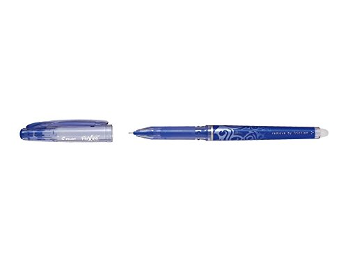 Pilot 150736 - Bolígrafo borrable, 0.3 mm, color azul: Amazon.es ...