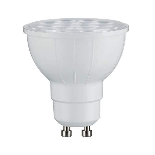 Paulmann 500.61 Smarthome Zigbee Gatria LED Reflektor 4, 8W GU10 230V 2700K Klar Dimmbar Leuchtmittel 50061 - Amazon Echo Plus kompatibel