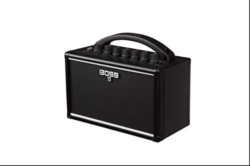 BOSS/KATANA-MINIKTN-MINIボスギターアンプ電池駆動ポータブルアンプ