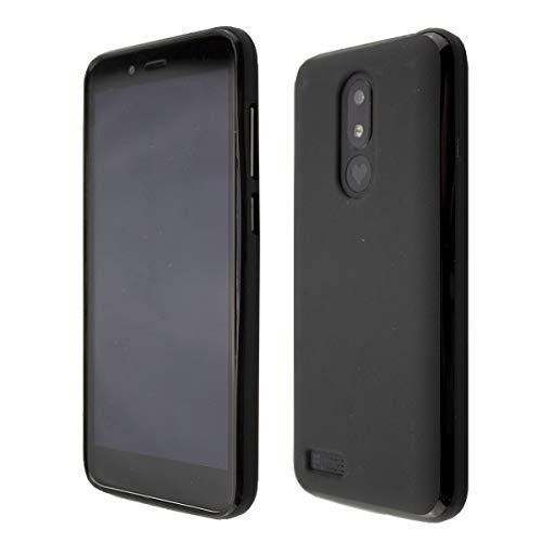 caseroxx TPU-Hülle für Emporia Smart 3 Mini, Handy Hülle Tasche (TPU-Hülle in schwarz)
