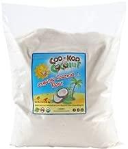 Organic Coconut Flour, 3 lb w/E Book, Gluten-Free, Keto, Paleo Friendly