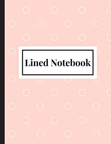 Lined Notebook Paperback Noteboo A Notebook For Recording Your Daily Activities Keep Track Of Assignments