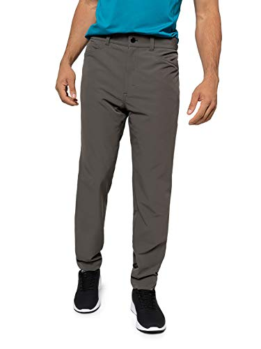 GoLite Men's Re GoTravel Pant, Obsidian, 34