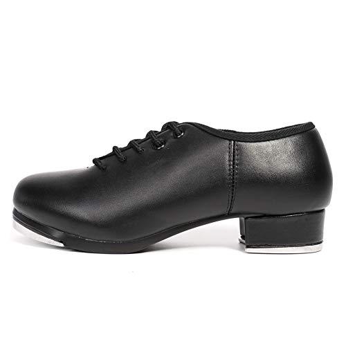 scarpe tip tap HROYL Tip Tap Uomo Donna & Uomo Tip Tap Shoes Tip Tap Donna Scarpe da Tip Tap Donna Scarpe da Tip Tap Uomo
