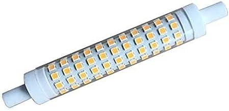 EMGQ Energiebesparende gloeilamp LED-lampen Dimmen LED R7S Ceramic Shell 15 118mm R7S Flood Gloeilamp 360 Luminosity Alter...