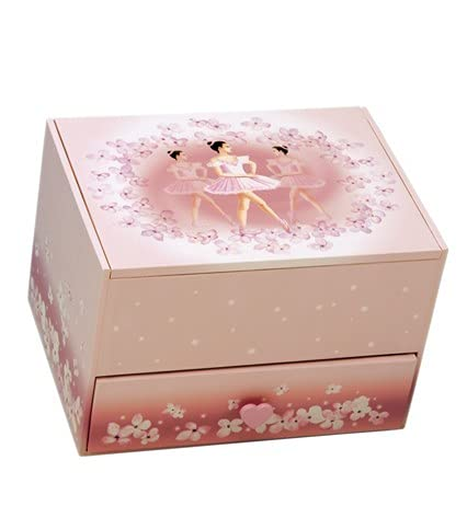BoŒte … bijoux rose ballerines