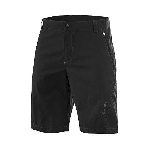 LÖFFLER Bike Shorts Comfort Stretch Light Herren - 23501 - Fahrradshorts mit Sitzpolster