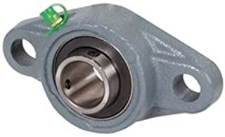 Ball flange bearing SSUCFL 210 bore 50mm housing and bearing stainless steel