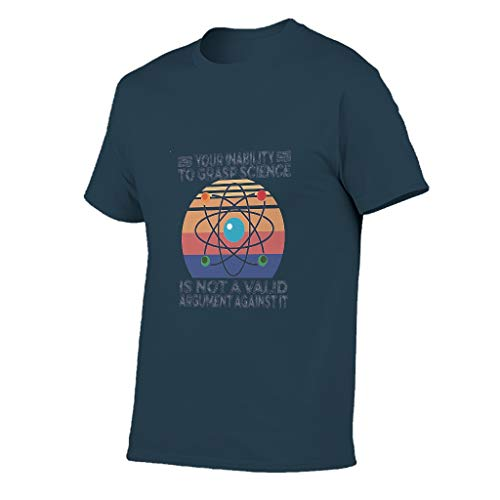 Camiseta de algodón para hombre, diseño de alfabeto