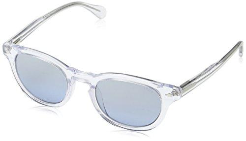 Lozza Unisex Sl1940L Sonnenbrille, Blau (glänzende Kristalle), Einheitsgröße