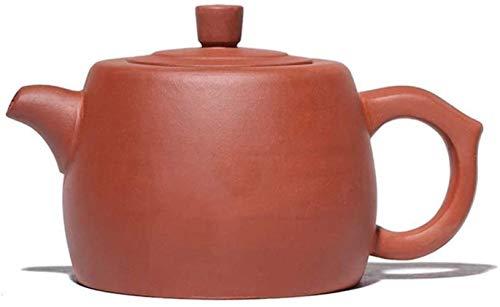 Hierro fundido Conjunto electrónico del multímetro de Red Yixing té Ollas a mano mineral de cemento Claro encintado lluvia de arena de Yixing del té portátil fabricante de la arena de la mezcla: Prese