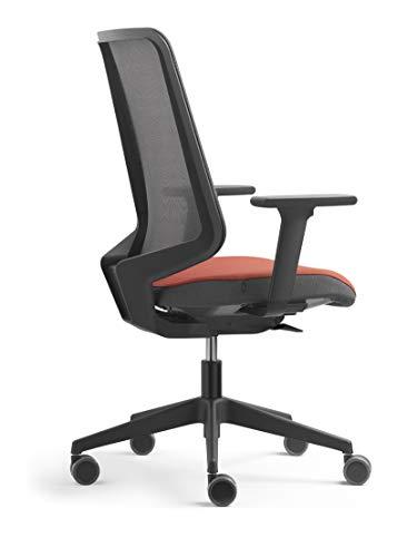 Silla de oficina FORMA 5 Dot.Pro, silla escritorio ergonómica - cómoda - evita problemas lumbares, silla de trabajo profesional, mobiliario oficina personalizable